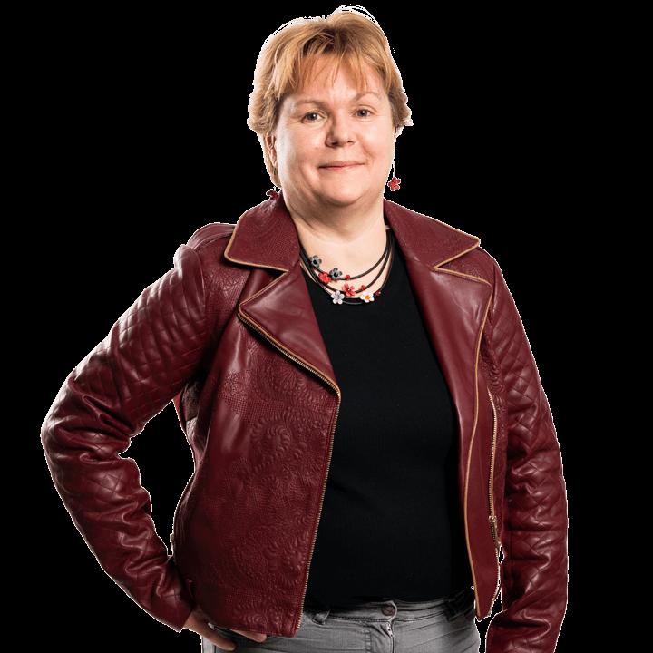 Ingrid van Buuren
